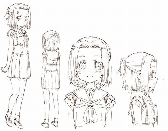 Gakkou Gurashi personajes