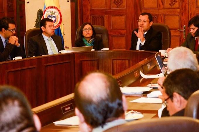 """""""La Región Central es la oportunidad para integrar tanto a las regiones como a sus sociedades"""": Gobernador de Boyacá, Juan Carlos Granados."""