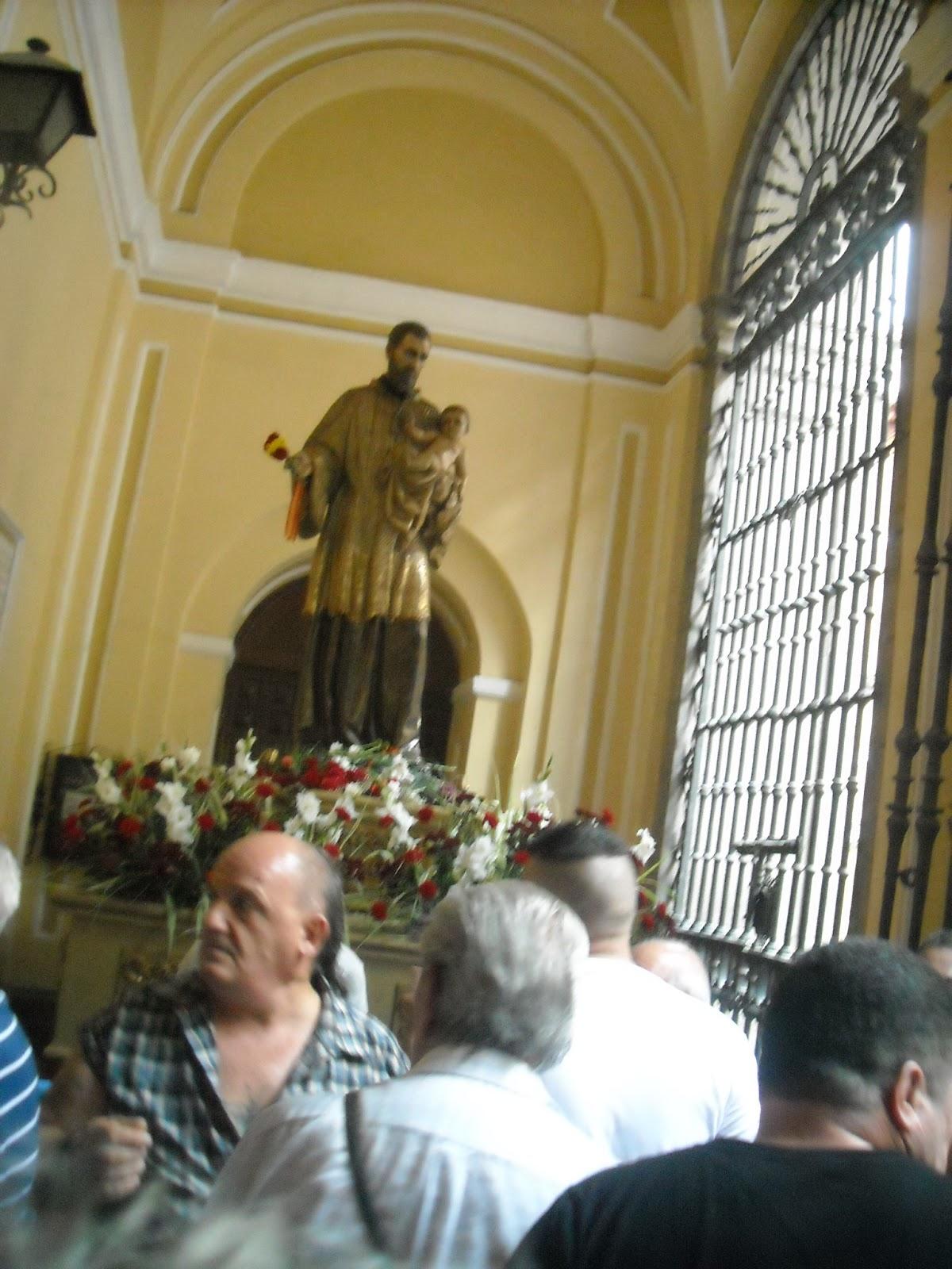 San cayetano en madrid el madrid de los artesanos - Artesanos de madrid ...