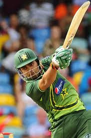 Umar Akmal scored 46 ball 50 for Pakistan