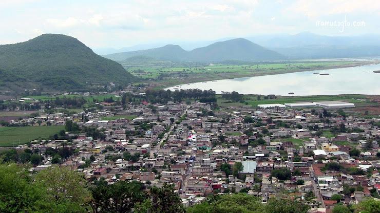 Vista panoramica de Iramuco