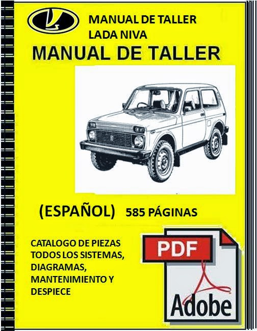 Manuales de taller manual de taller lada niva for Manual de acuicultura pdf
