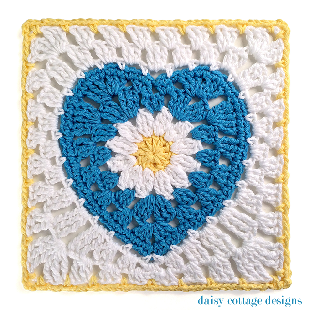 Daisy Cottage Designs: Free Crochet Patterns