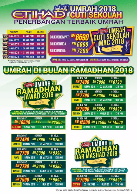 ramadan 2018 malaysia