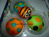 Apam polkadot Saiz L