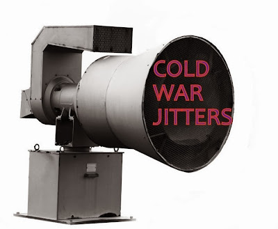 Canadian air-raid siren, Cold War Era