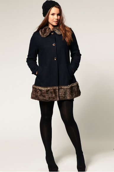 What Would Emma Pillsbury Wear?: Emma Pillsbury Style - Faux Fur ...