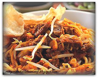 Resep Mie Aceh Spesial