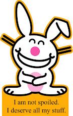 I Love Happy Bunny