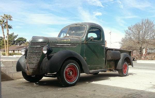 1937 International D2 Truck   Auto Restorationice