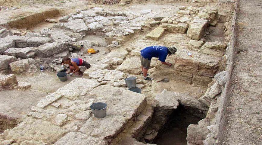 Σπουδαία ανακάλυψη: Βρήκαν ελληνικό φρούριο 2.000 ετών στην Κριμαία [βίντεο]