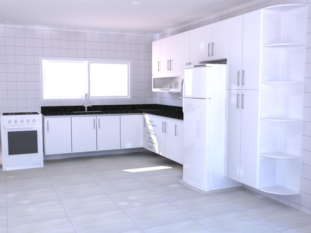 decoracao de interiores cozinha:Decoracao De Cozinha Planejada #434888 1024 768