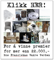 Give away hos andre bloggere!