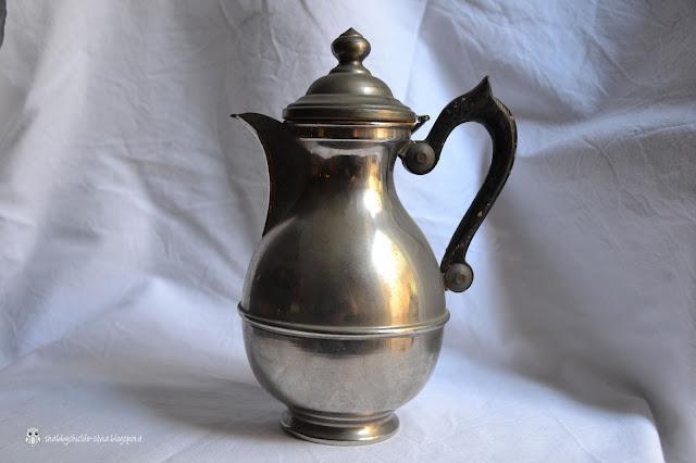 Caffettiera antica