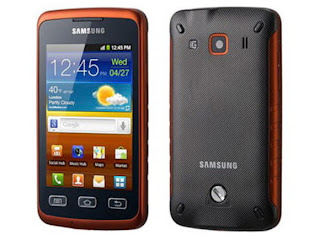 Samsung Galaxy Extreme S5690