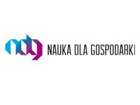 Logo programu Nauka dla gospodarki