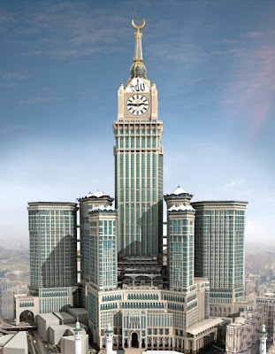 Makkah Royal Clock Tower Hotel