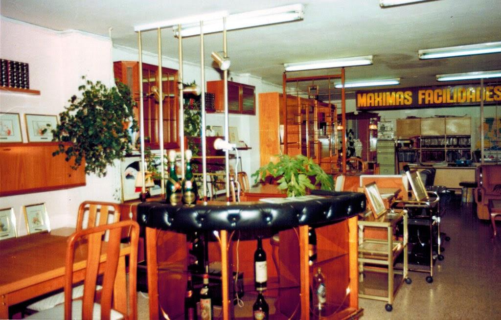Muebles industria en 1985 muebles industria for Muebles industria