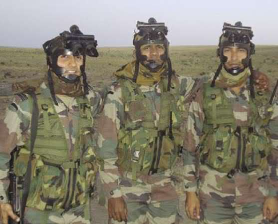 Dark Ritual: Indian Army in Pictures - 1
