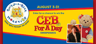 Build-A-Bear Workshop: Chief Executive Bear for a Day Sweepstakes