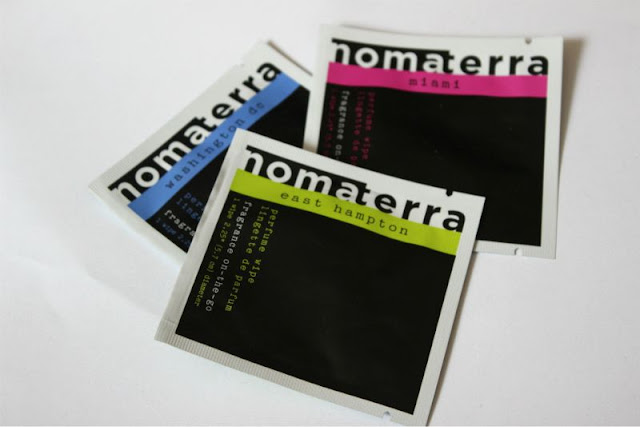 Nomaterra Fragrance Wipes