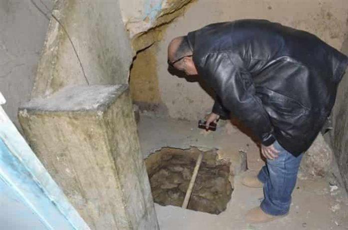 ΑΠΙΣΤΕΥΤΗ ΑΝΑΚΑΛΥΨΗ: Έσκαψε κάτω από το Σπίτι του και Βρέθηκε στην Πυραμίδα του Χέοπα!