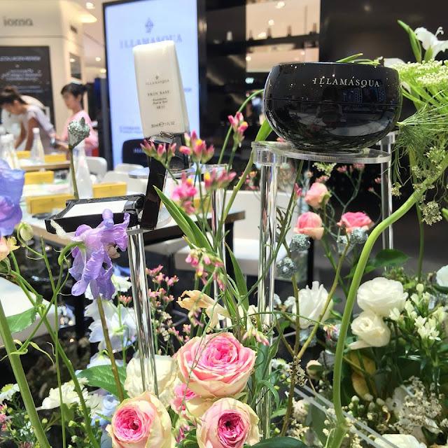 Illamasqua and Poppy Flora Studio review