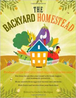 http://www.amazon.com/The-Backyard-Homestead-Produce-quarter/dp/1603421386/ref=sr_1_2?ie=UTF8&qid=1401474330&sr=8-2&keywords=backyard+homesteading
