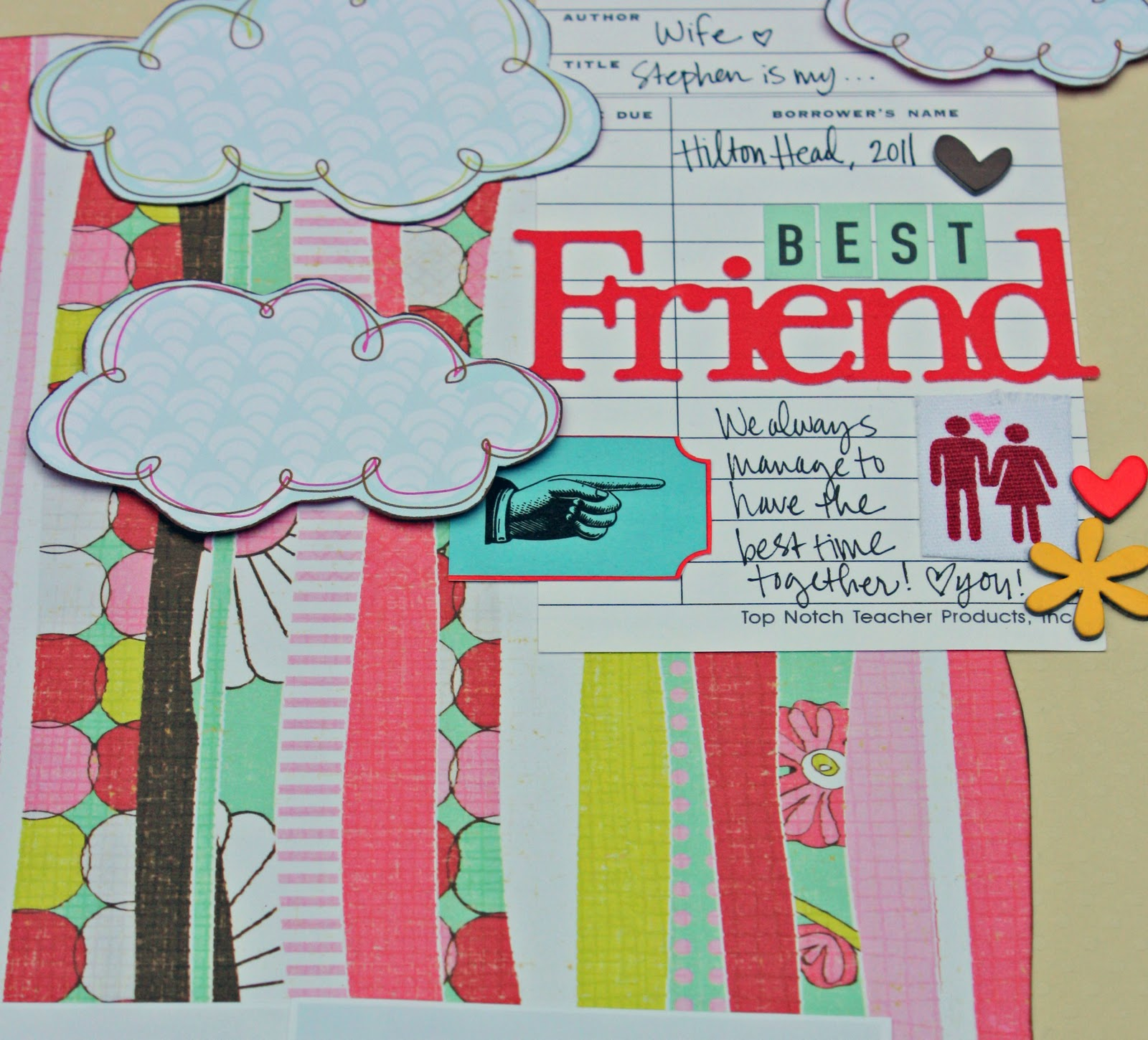Papers about best friends