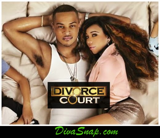 NOOO WE WASN'T READY: T.I AND TINY FAMILY HUSTLING TOWARDS DIVORCE COURT - DivaSnap.com