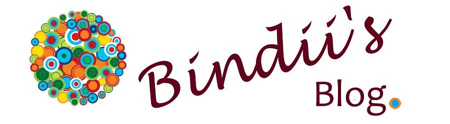 Bindi's Blog