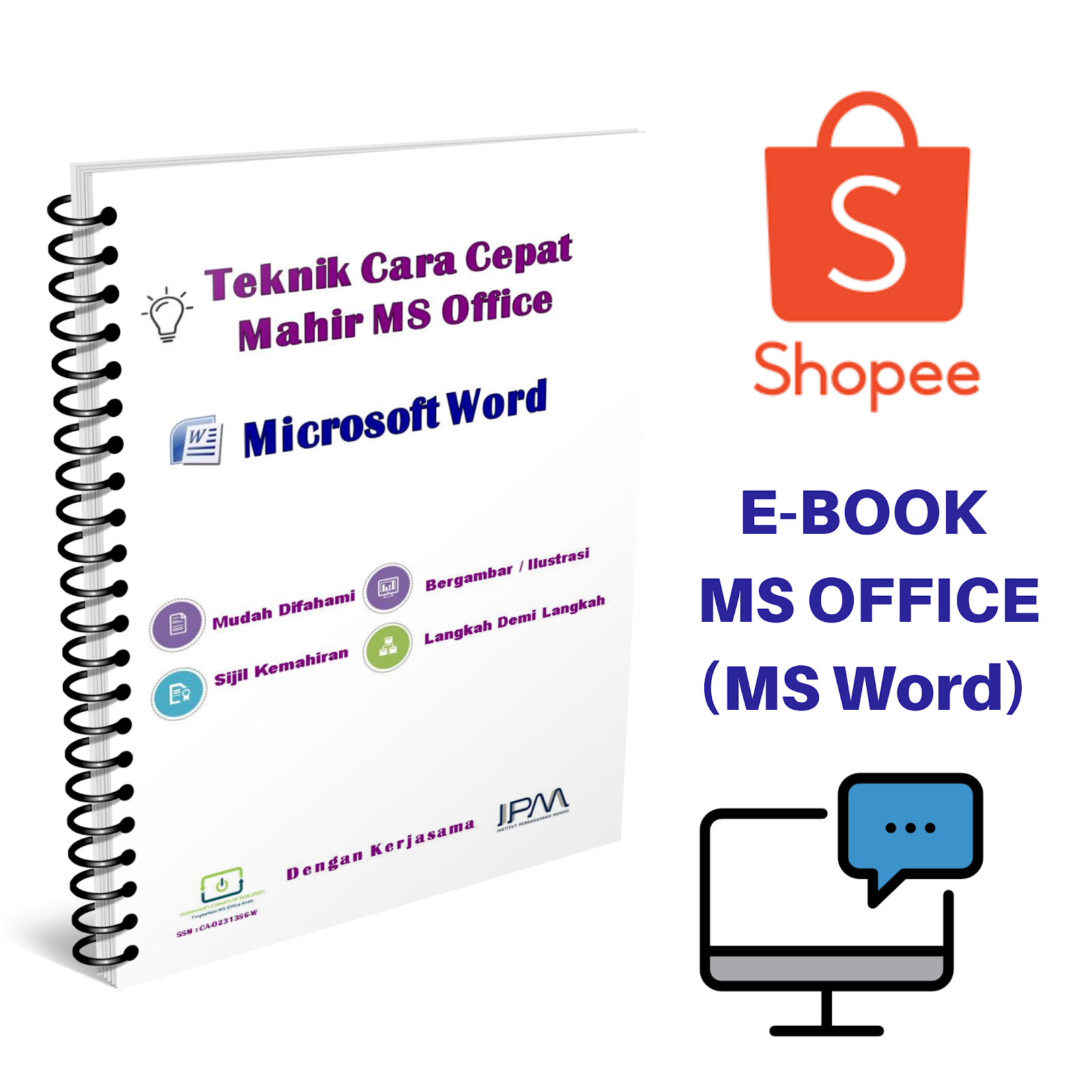 Ebook MS Word