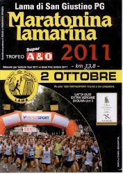 CALSSIFICHE MARATONINA LAMARINA 2011