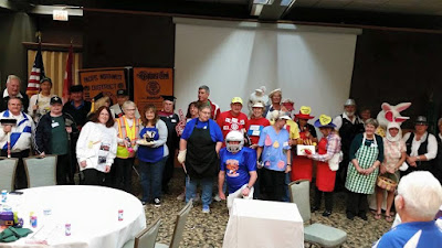 optimist club projects in PNW District