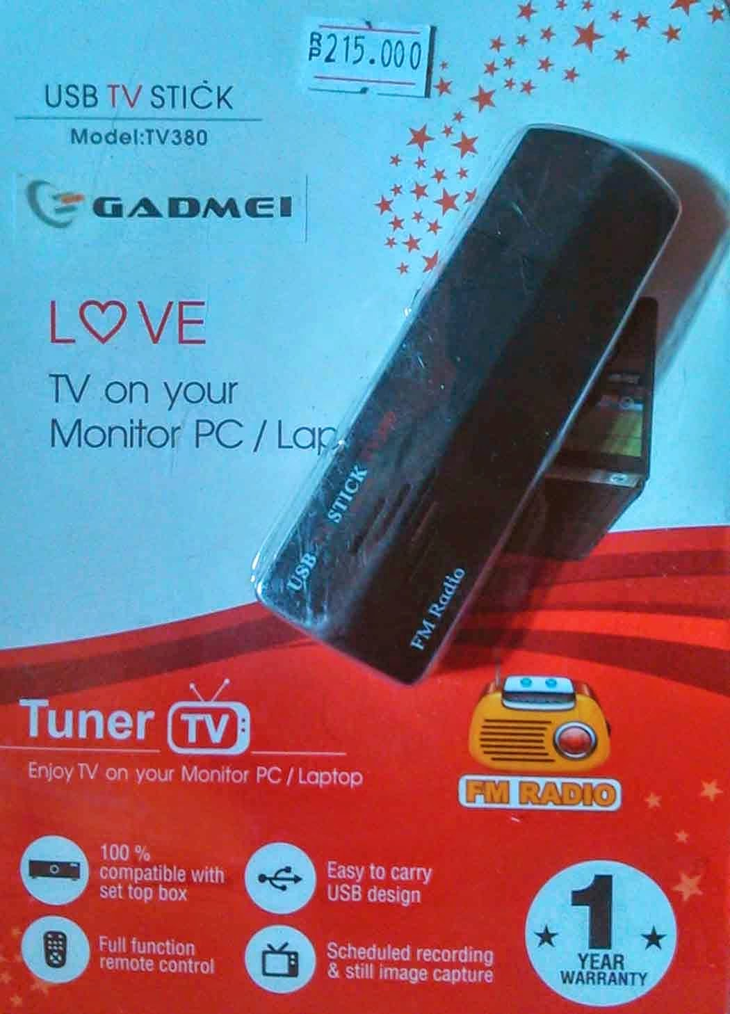 gadmei usb tv stick tv380