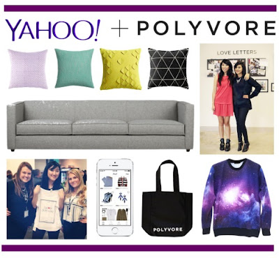Yahoo buys shopping website Polyvore