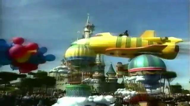 Disney Classics parade