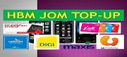 Bina perniagaan topup prepaid e-reload anda dengan modal serendah RM20, RM110 dan ke atas...