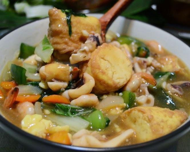 Sapo Seafood Istimewa