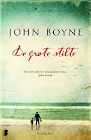 5-sterren recensie John Boyne De grote stilte, Shyama in Boekenland