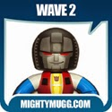 Transformers Mighty Muggs Wave 2