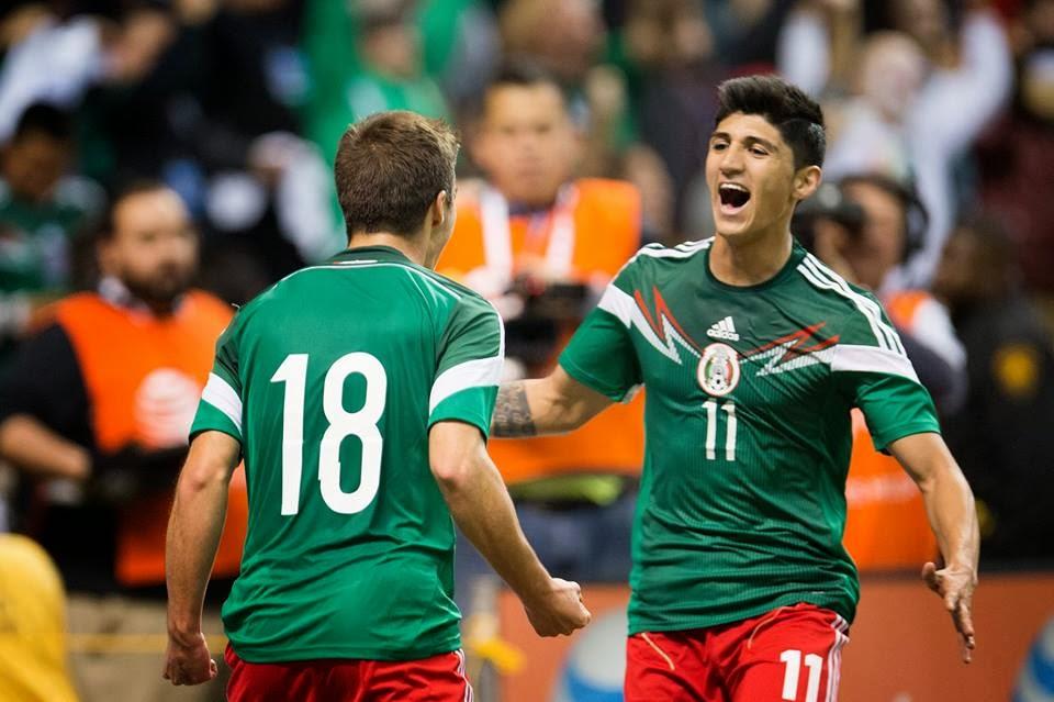 México le gana a Corea