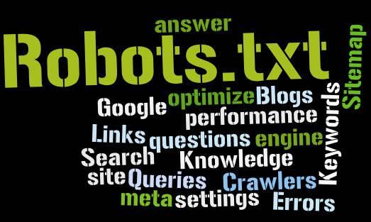 ما هو ملف robots.txt وكيفية اضافته لمدونات بلوجر
