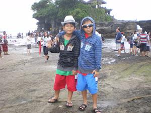 Erwin dan Irfan yang cakep....
