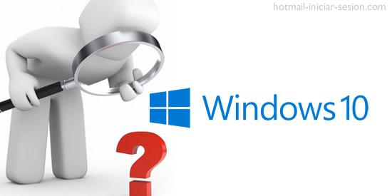 privacidad windows 10 en hotmail iniciar sesion