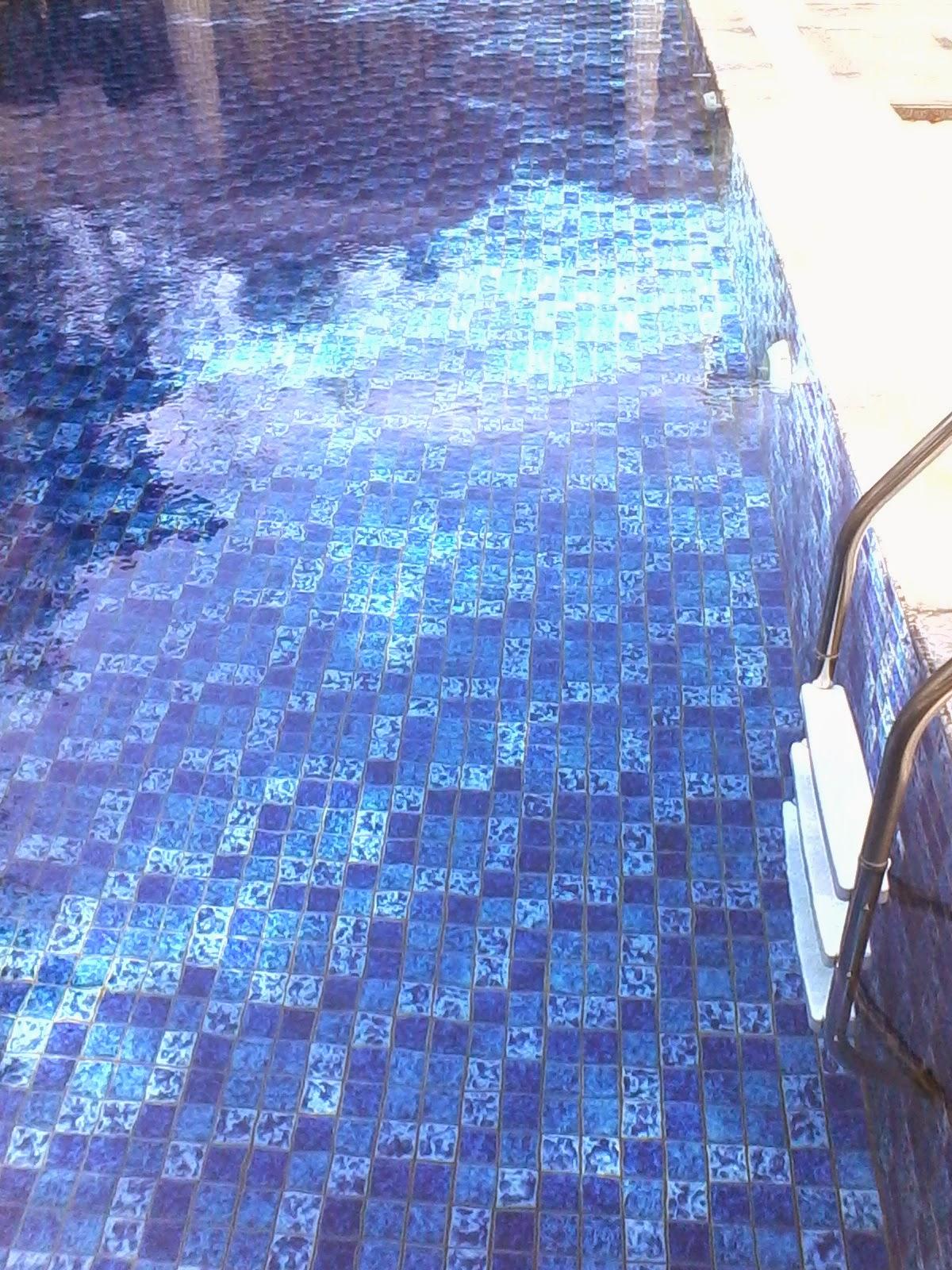 Perawatan kolam renang, gambar kolam renang, permasalahan kolam renang
