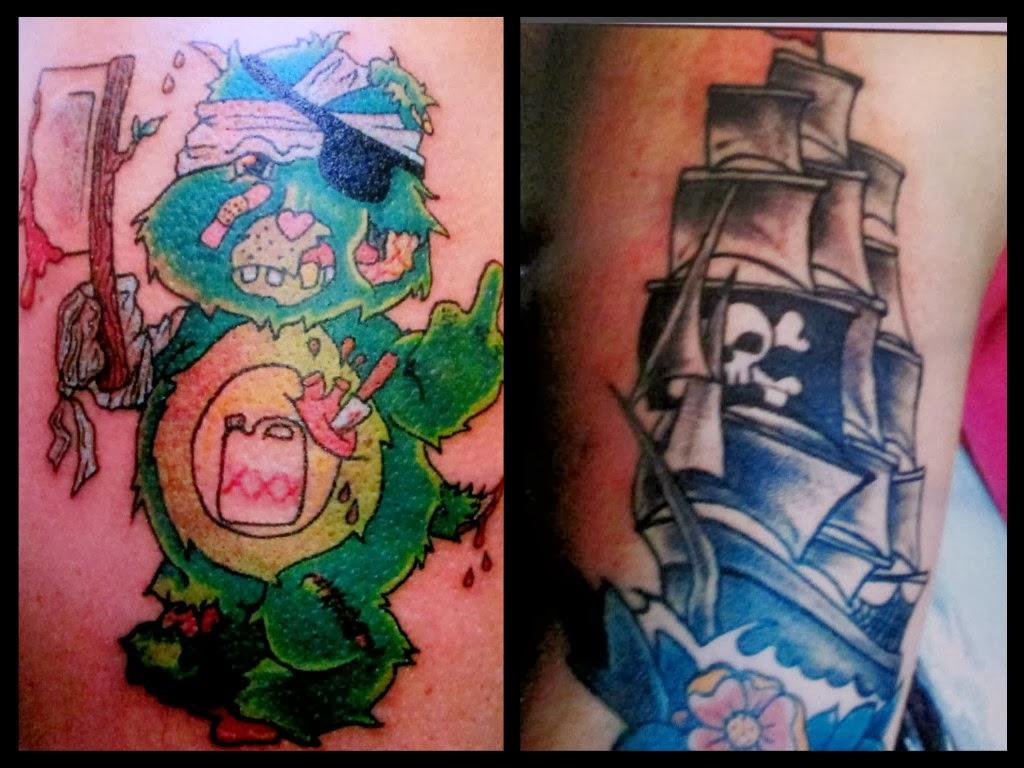 tatuering huddinge centrum