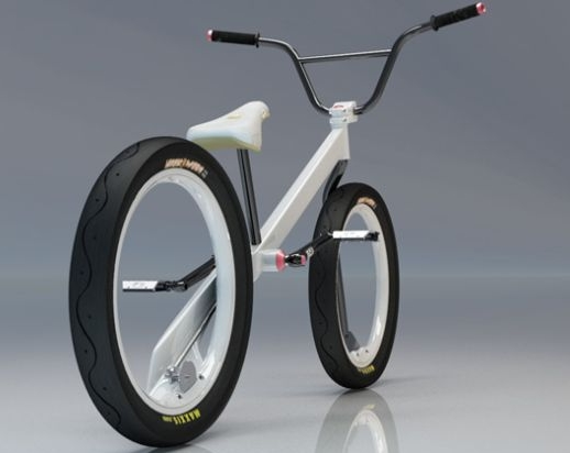 Basikal BMX Masa Hadapan