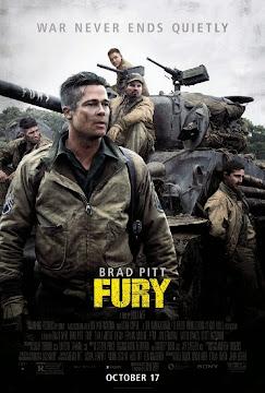 Fury (Chiến Trường Khốc Liệt) 2014