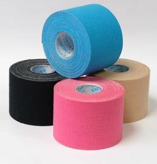 Teoría de los colores taping